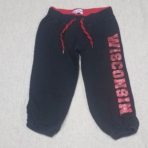 Pants - Wisconsin Badgers Capri Sweats